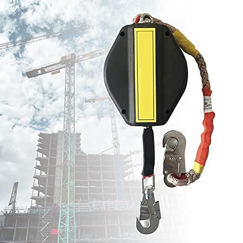 HNWTKJ Anticaídas Dispositivo Retractil, Protección contra Caídas, Elemento Anti-caída Esencial en Trabajos Que Necesitan Estar Seguros y Tener Libertad de Movimiento (Size : 5M)