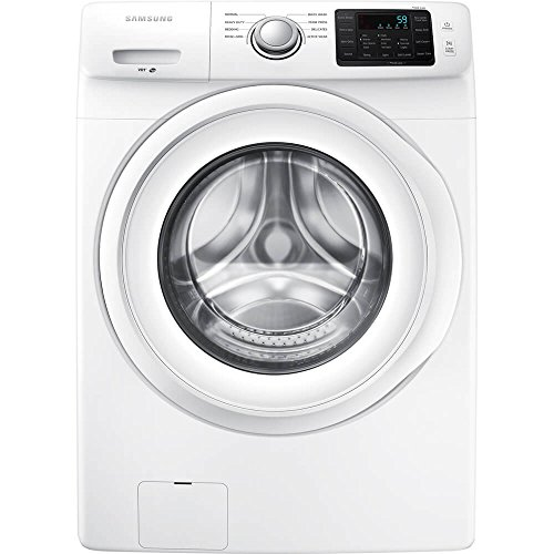 Samsung  WF42H5000AW 27u0022 Wide 4.2 cu. ft. Energy Star Qualified Front-Load Washer with VRT Technology  8 Wash