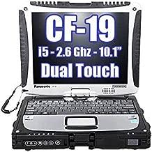PANASONIC TOUGHBOOK CF-19 MK6 i5-3320M 2.6GHz XGA Touch, 320GB Hard Drive, 4GB Ram, Windows 7 Pro