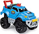 Demo Duke Crashing and Transforming Vehicle with Over 100 Sounds and Phrases, for Kids Aged 4 and Up