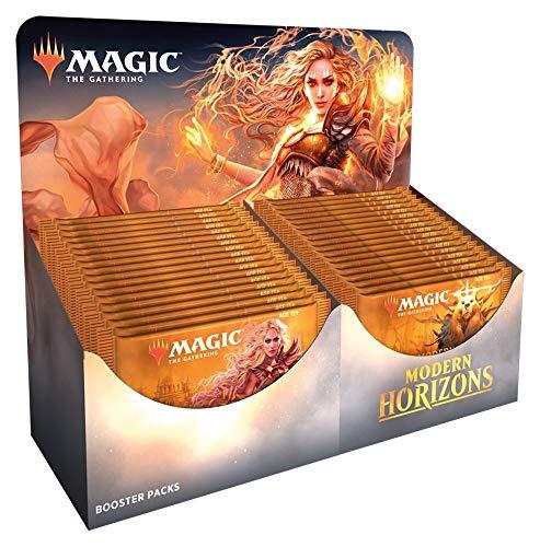 Magic The Gathering - Modern Horizons - Boosters / Displays Auswahl | English | Sammelkartenspiel TCG, Booster:12er