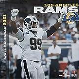 Los Angeles Rams 2021 Calendar
