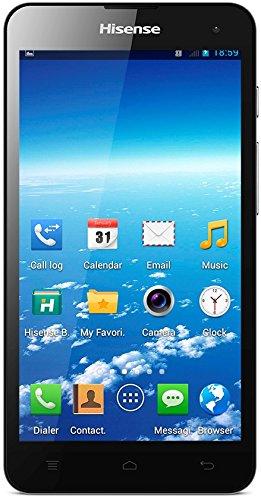 Hisense U971NEGRO - Smartphone de 5' HD