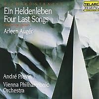 Richard Strauss - Ein Heldenleben, Four Last Songs / Auger, Previn by Hermann Hesse (2002-09-24)