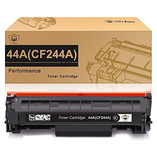 CMYBabee Reemplazo de Cartucho de Tóner Compatible para HP 44A CF244A para HP Laserjet Pro M15a M15w MFP M28a MFP M28w Impresora (1 Negro)