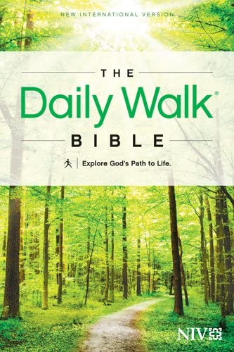 The Daily Walk Bible NIV Softcover product image