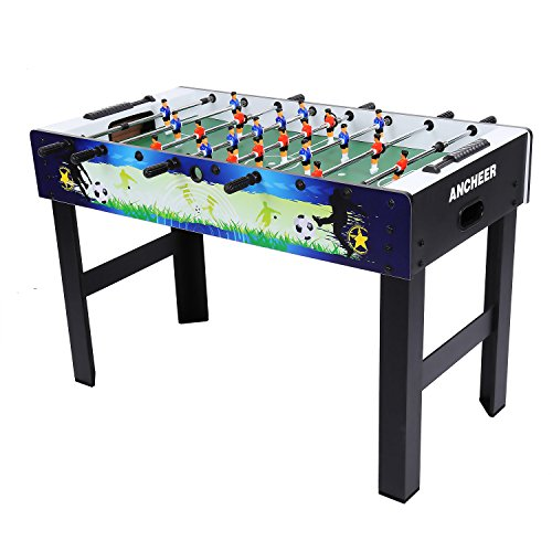 ANCHEER 48″ Foosball Table Soccer Table