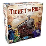 Ticket to Ride best games for game night