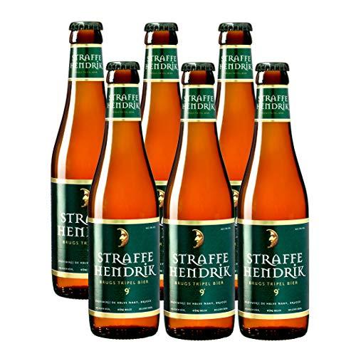 Cerveza Straffe Hendrik Tripel