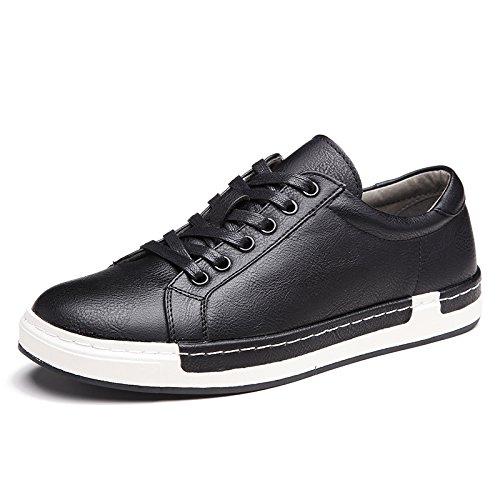 Homme Baskets à Lacets Casual Basses Chaussures en...