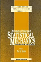 Mathematical Problems Of Statistical Mechanics