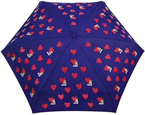 Moschino Ombrelli 8127-SUPERMINI paraplu's Vrouw