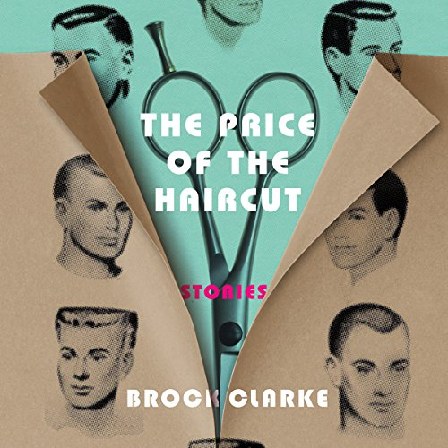 The Price of the Haircut audiobook cover art
