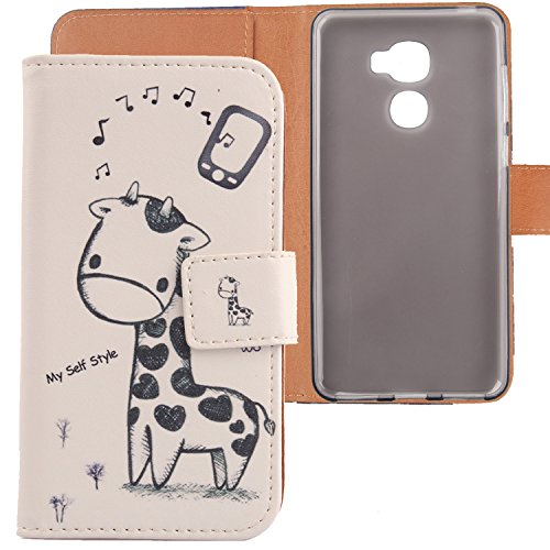 Lankashi PU Flip Leder Tasche Hülle Hülle Cover Schutz Handy Etui Skin Für LeTV LeEco Le Pro 3 5.5