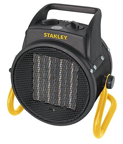 Stanley ST-23-240-E Calentador Eléctrico, 3 W, 230 V, 3000 Watt