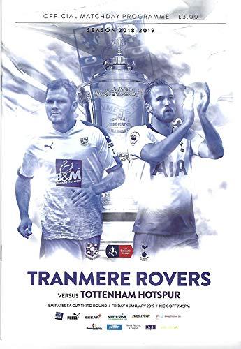 Tranmere Rovers v Tottenham Hotspur