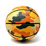 Chance Premium Rubber Outdoor / Indoor Basketball (Size 5 Kids & Youth, 6 Women's Official, 7 Men's...