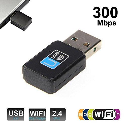 GreenRibbon Adaptador wifi usb conecte enlace el adaptador wifi USB en un...