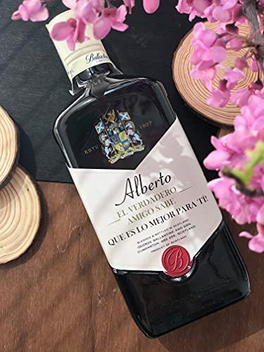 Botella de whisky personalizada con el nombre y mensaje que quieras, ideal para regalar el día del padre, día de la madre, aniversario, regalo personalizado