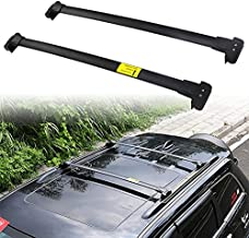 Snailfly Roof Rack Cross Bars Fit for 2011-2021 Jeep Grand Cherokee Crossbars Cargo Luggage Rack, Aluminum Alloy