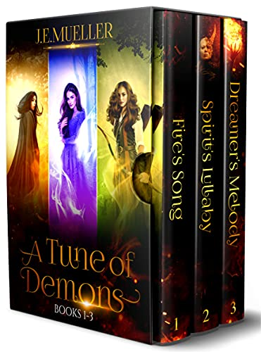 A Tune of Demons Box Set