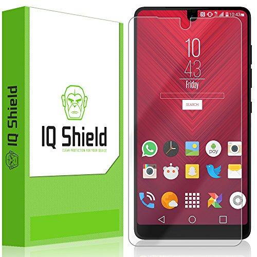 IQ Shield Screen Protector Compatible with Essential Phone (PH-1)(Full Coverage) LiquidSkin Anti-Bubble Clear Film