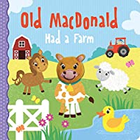 Old MacDonald Had a Farm (Finger Puppet Books)