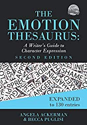 Gifts for authors The Emotion Thesaurus book