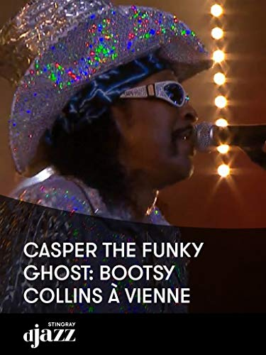 Casper the Funky Ghost: Bootsy Collins à Vienne