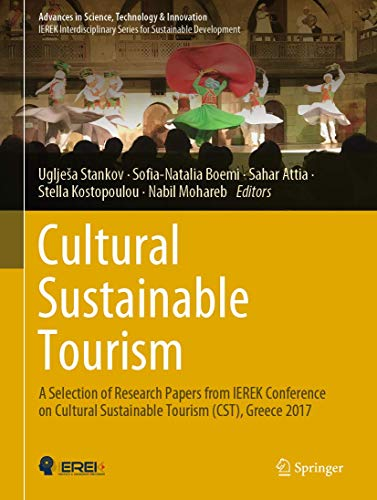 Cultural Sustainable Tourism: A Selection of Research Papers