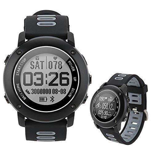 WNFDH Sport Horloge Met Pols Gebaseerde Hartslag Monitoring Water Proof Smartwatch Met Ingebouwde Gps Voor Outdoor Activiteiten