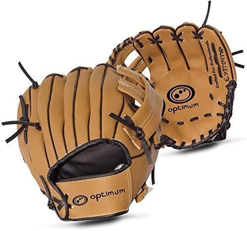Optimum Extreme Child Baseball Glove, Brow
