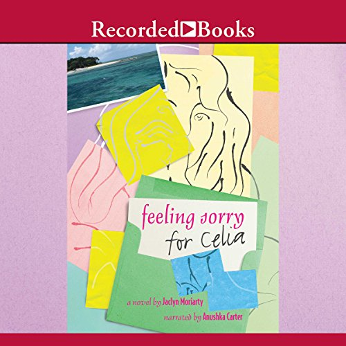 Feeling Sorry for Celia audiobook cover art