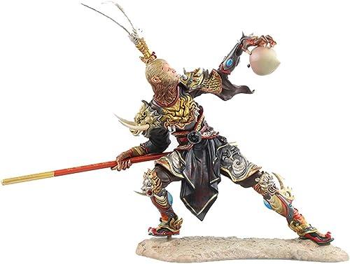 punto de venta DUDDP Estatuas de Anime Modelo de Personaje Personaje Personaje de Anime Viaje al Oeste Mono Rey Modelo muñeca Estatuañobra de Arte Juego de Personajes de acción Decoración del hogar 24 cm Juguetes de Anime  marcas de diseñadores baratos
