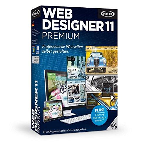 MAGIX Web Designer 11 Premium