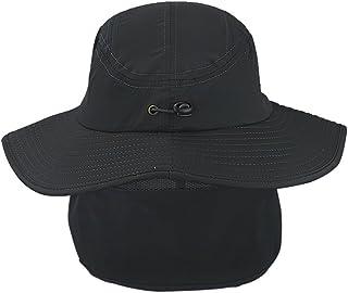 WYKDA Chapeau Plat Militaire en Coton pour Chapeaux Militaires pour Hommes et Femmes
