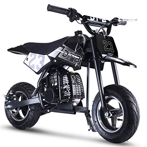 V-Fire 2-Stroke 51CC Gas Dirt Bike Mini Motorcycle (EPA...
