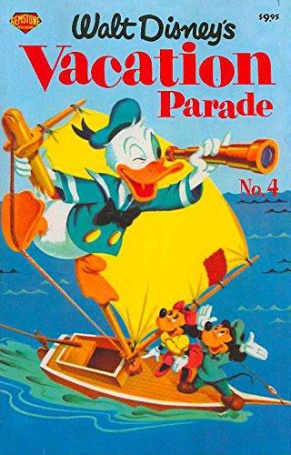 Walt Disney's Vacation Parade Volume 4