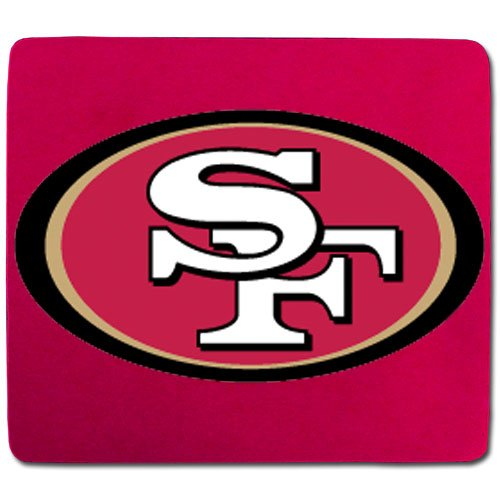 NFL San Francisco 49ers Neoprene Mouse Pad