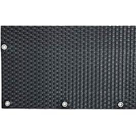 Brise-Vue pour Balcon/écran de Balcon avec Oeillets / Poly rotin PE/Hauteur: à partir de 0,7 m, Longueur jusqu'à 20 m…