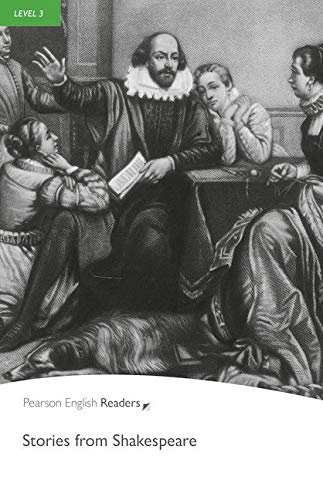 Stories From Shakespeare Book And Cd Pack, Level 3, Penguin Reader: Level 3 - MP3 Pack