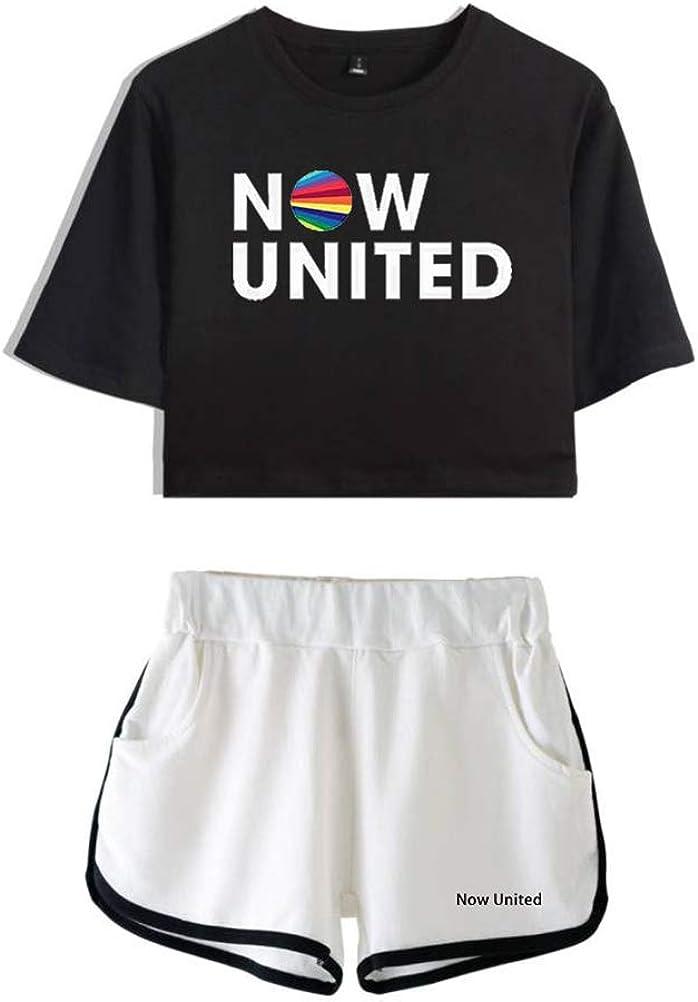 WAMNI Now United T-shirt /à manches courtes pour hommes//femmes