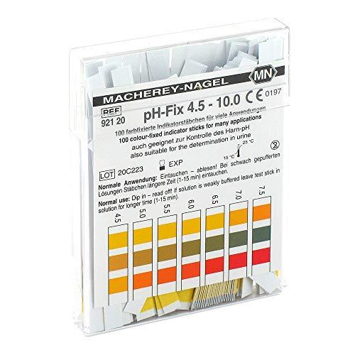 PH-FIX Indikatorstäbchen pH 4,5-10 100 St