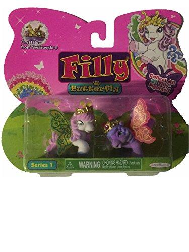 Filly Dracco Butterfly Sammelpferde Serie 1
