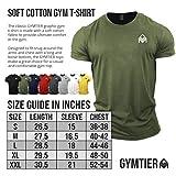 Zoom IMG-2 gymtier maglietta da palestra abbigliamento
