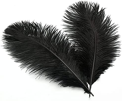 SushiSwap-10Pcs lot Natural White Feathers 70% OFF Outlet Ostrich Craft Wedding Cheap SALE Start