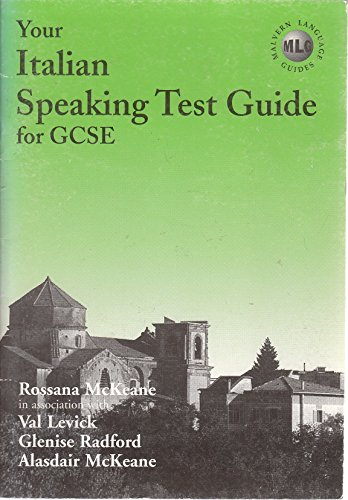 Your Italian Speaking Test Guide for GCSE