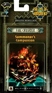 The Eye of Judgment: Fire Crusader Theme Deck - Playstation 3