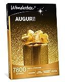 Wonderbox - Cofanetto per la Festa - Auguri - Auguri - Valido 3 Anni e 3 Mesi