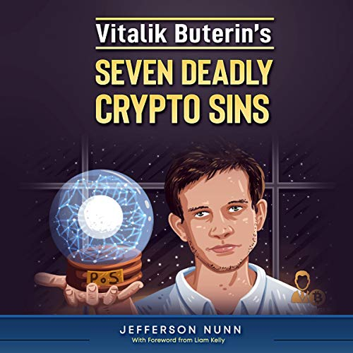 Vitalik Buterin's Seven Deadly Crypto Sins audiobook cover art
